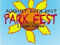Park Fest 2017