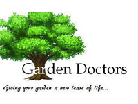 Garden Doctors, landscaping and maintenance