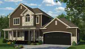 House and Garage TURNKEY