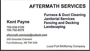 Aftermath Services
