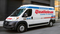 Qualiclean franchisees wanted (a subsidiary of Group Qualinet)