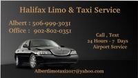 Airport Taxi from Halifax $49.99