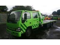 Isuzu NQR Recovery Truck