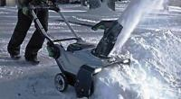 Snow removal starting as low as $20!!!!!