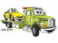 Recovery vehicle truck wanted, Transit, Mercedes, any make considered.