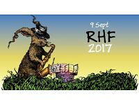 Staff needed for Rabbit Hole Festival - £7 an hour - Saturday 9th Sept, Oxford