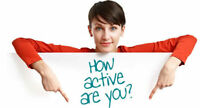 How Active are you?