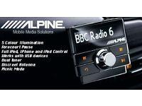 Alpine EZi-DAB Digital Car Radio