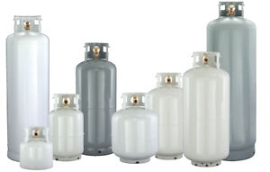 Brand New Propane Tanks (20,30,33,40,100 lb)