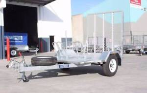 Motor Bike Trailer Coopers Plains Brisbane South West Preview