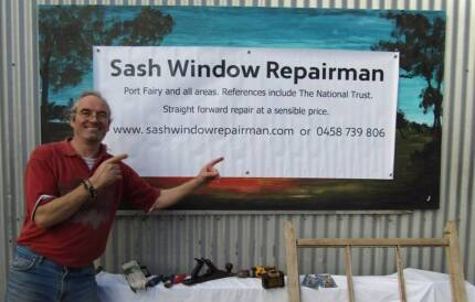 Sash Window Repairman
