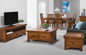 **GUMTREE OFFER**10 PIECE ACACIA WOOD DINING & LIVING PACKAGE Bayswater Bayswater Area Preview