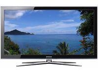 """50"""" 3D SAMSUNG TV (GOOD OFFER)"""