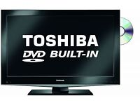 32 inch HIGH DEFINITION LCD TV WITH BUILT-IN DVD PLAYER (32DV502B)