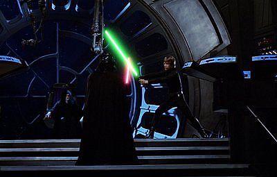 """Das letzte Duell in """"Die Rückkehr der Jedi-Ritter"""""""