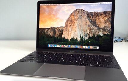 Apple Macbook 12 Inch 2016