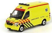 Corgi Ambulance