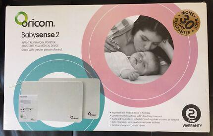 Oricom BabySense 2 Breathing Monitor