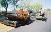 Driveway Sealing - Hot Asphalt Repair - Paving - Crack Repair