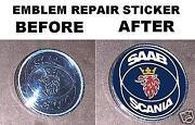 Saab Trunk Emblem