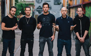 Simple Plan 2 tickets, $80 for both