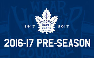 4 Tickets to Toronto vs Ottawa in Halifax September 26@7PM