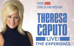 TheresTheresa Caputo ✪✪ @ Moncton Coliseum, SAT Aug 5 7:30PM