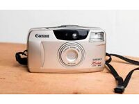 Camera - Canon Sure Shot 76 Zoom. – Bargain £10