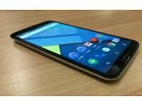 Nexus 6 32gb 3gb Unlocked mint condition fully working bargain quick sale phone