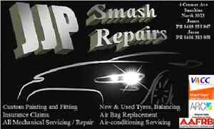 JJP Smash Repairs Sunshine North Brimbank Area Preview