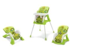 High Chair (EZ Bundle 3-in-1 Baby System)-Fisher-Price
