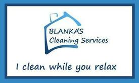 BLANKA'S CLEANING- IRONING SERVICES