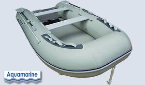 NEW! Aquamarine 10 Ft. Inflatable Boat HIGH PRESSURE AIR FLOOR
