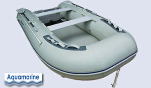 New! Aquamarine 11 ft INFLATABLE DINGHY w AIR DECK FLOOR