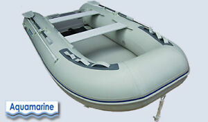 NEW! Aquamarine 10 Ft. Inflatable Boat HIGH PRESSURE AIR FLOOR