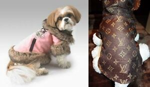JUICY COUTURE or LOUIS VUITTON Outerwear [Cat/Dog] [$25-$30]