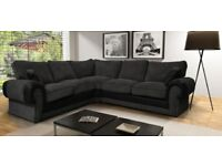 Luxurious Scs Ashley corner sofa with FREE # FOOTSTOOL