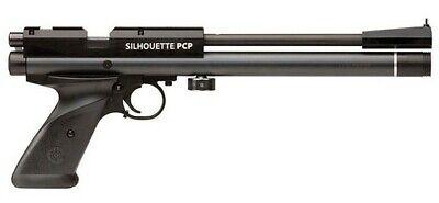 Crosman 1701P Silhouette PCP Powered Bolt-Action Airgun Air Pistol