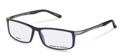 PORSCHE DESIGN P 8228 E  Brillengestell Brillen Gestell Brille Fassung TITANIUM