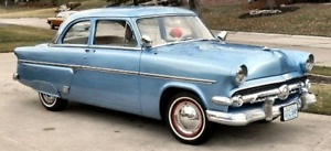 Wanted 1954 Ford meteor project.