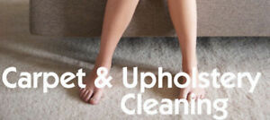 STEAM CLEANING CARPETS, UPHOLSTERY AND MATTRESS!!