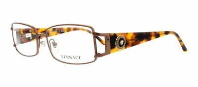 Versace Women's Copper Glasses with case MOD VE1163M 1013 52