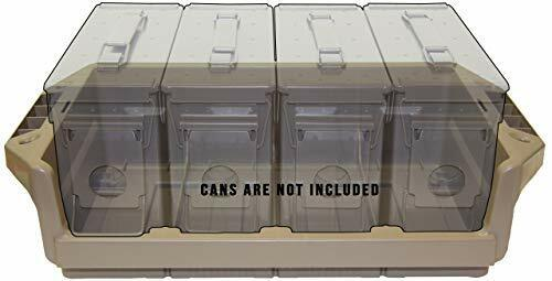MTM MAC30 Metal Ammo Can Tray (30 Cal.)