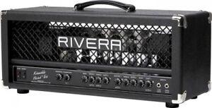 Rivera Tube Guitar Amp Knucklehead Tre 120W Tube Head