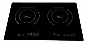 True Induction S2F2 Cooktop, Double Burner - Never Used
