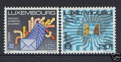 Luxembourg 1988 SG#1229-30 Europa MNH Set