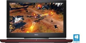 Dell inspiron 7567 gaming laptop (1050 ti)