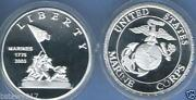 Marine Corps Silver Coin