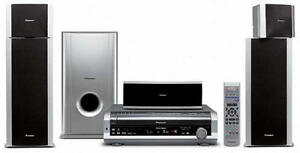 Pioneer 5 Disc Home Theater
