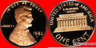 U.S. Mint 1982 Lincoln Memorial Small Cents (1959-2008)